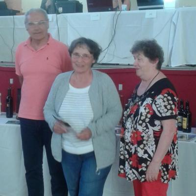 Gisele gagnante de la serie 7 coupe occitanie a samatan 2019 06 12 1